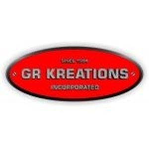 GR Kreations Inc promo codes