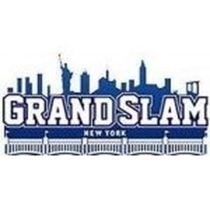 Grand Slam NY promo codes