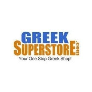 GreekSuperstore.com promo codes