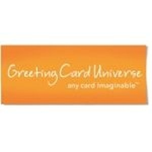 Greeting Card Universe promo codes