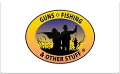 Guns, Fishing, and Other Stuff