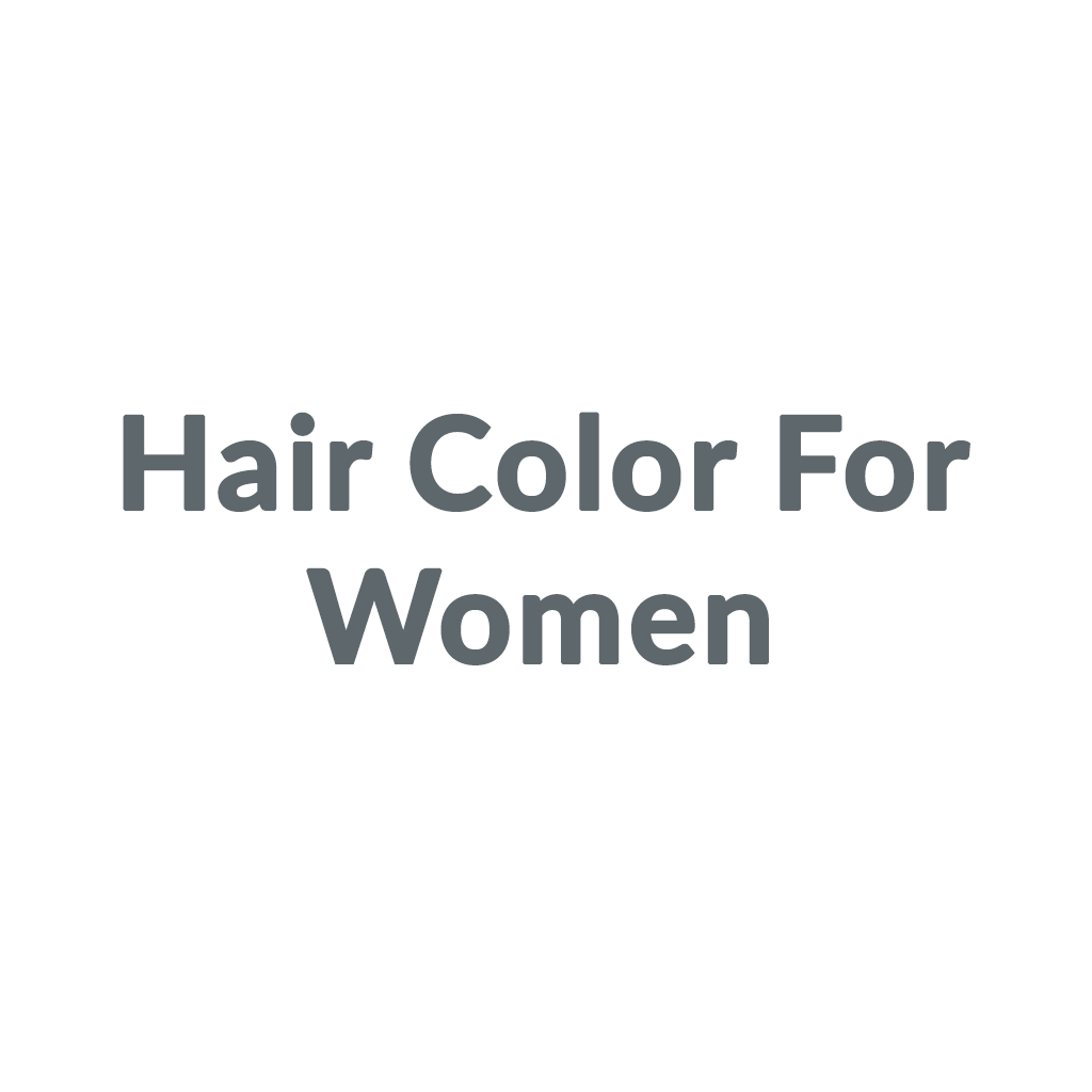 Hair Color For Women promo codes
