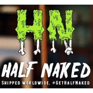 Half Naked Apparel promo codes