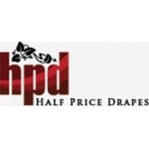Half Price Drapes promo codes