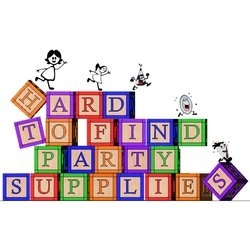 Hard To Find Party Supplies promo code