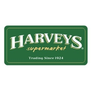 Harvey's Supermarket promo codes