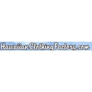 Hawaiian Clothing Factory promo codes