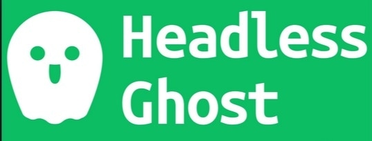 Headless Ghost promo codes