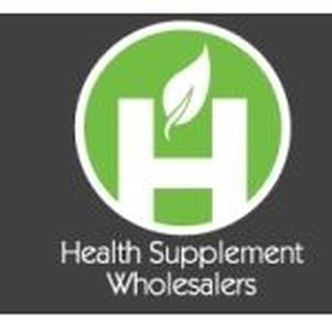Health Supplement Wholesalers coupon codes