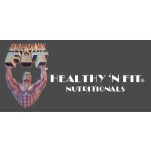 Healthy 'N Fit International Inc promo codes