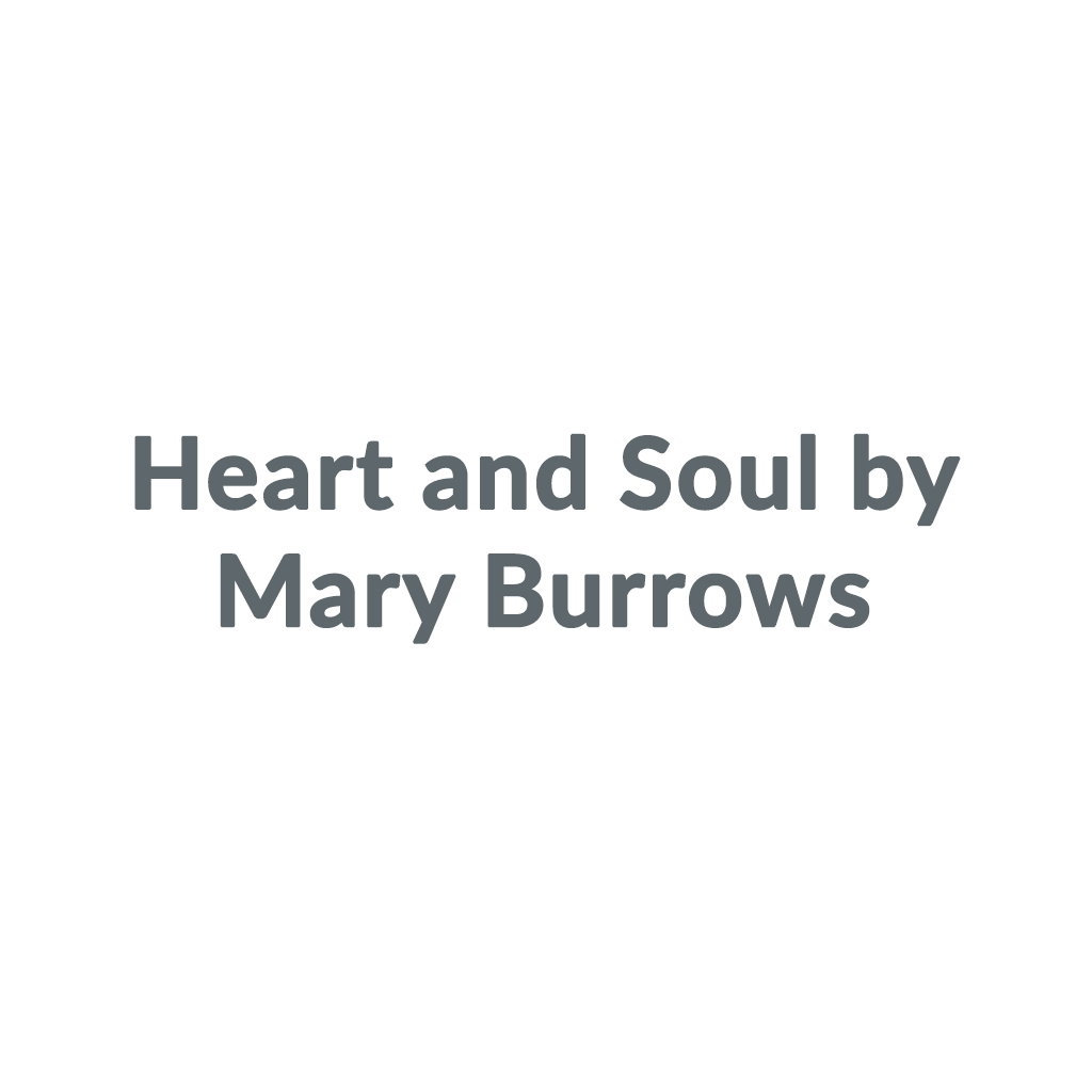 Shop Heart and Soul by Mary Burrows
