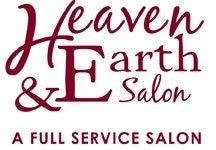 Heaven & Earth Salon promo codes