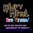 Heavy Metal Ice Cream