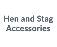 Hen and Stag Accessories promo codes