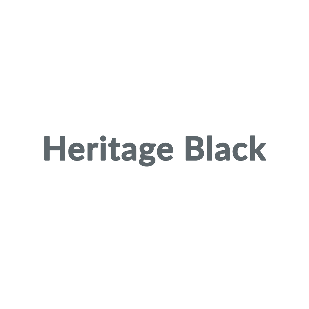 Shop Heritage Black