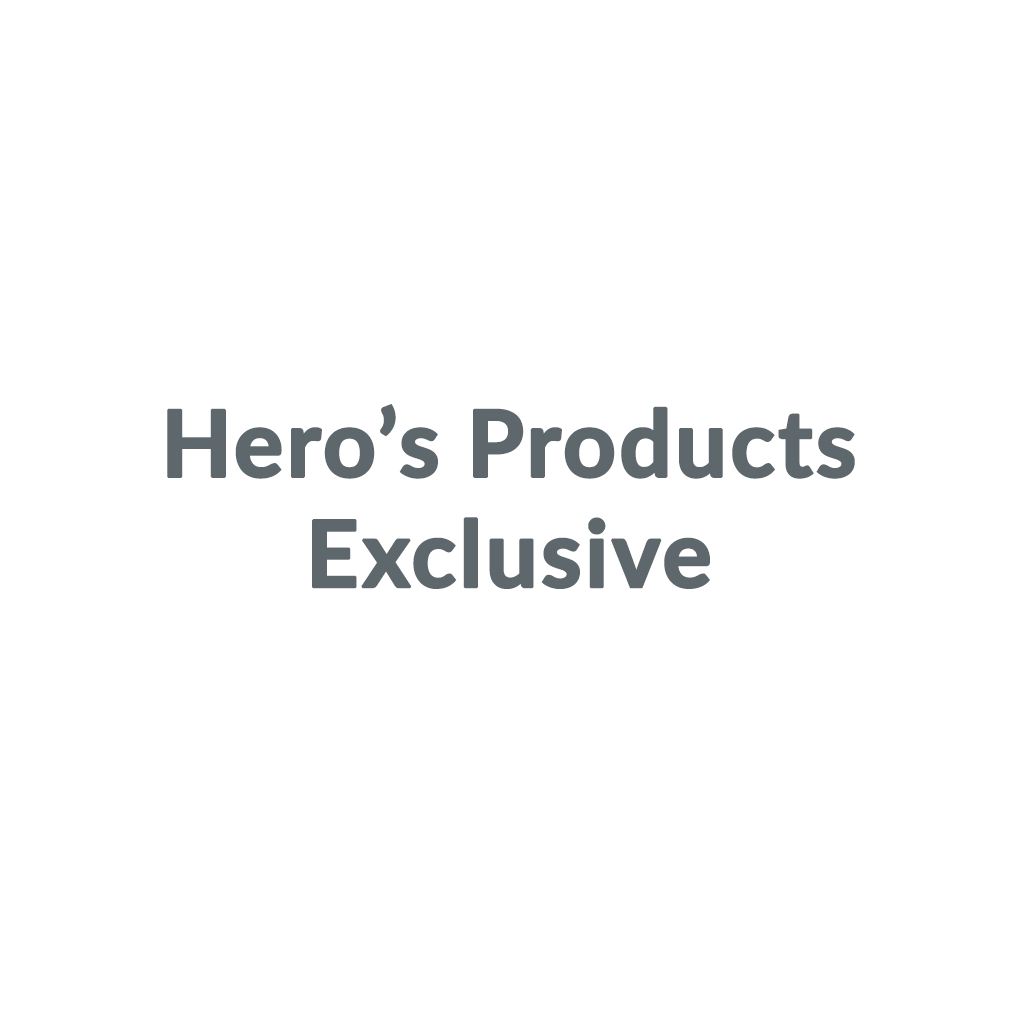 Hero's Products Exclusive promo codes