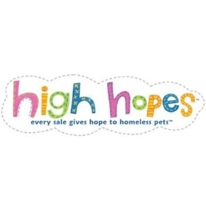 High Hopes for Pets promo codes