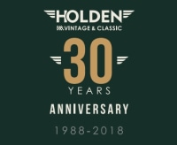 Holden Vintage & Classic promo codes