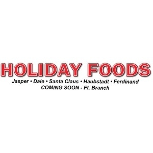 Holiday Foods promo codes