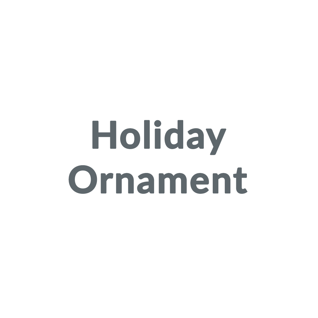 Holiday Ornament promo codes