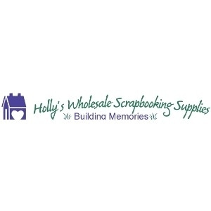 Holly's Wholesale Scrapbooking Supplies promo codes
