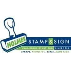 Holmes Stamp and Sign Coupons