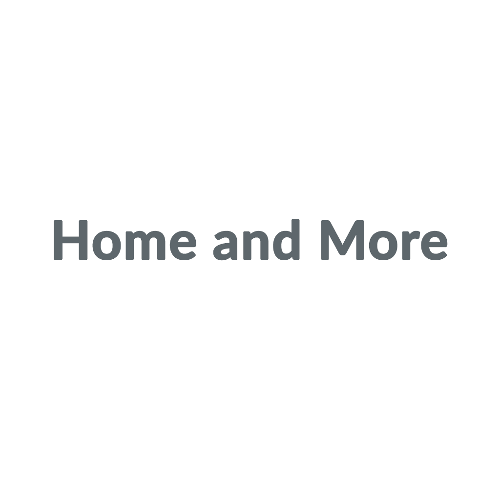 Home and More promo codes