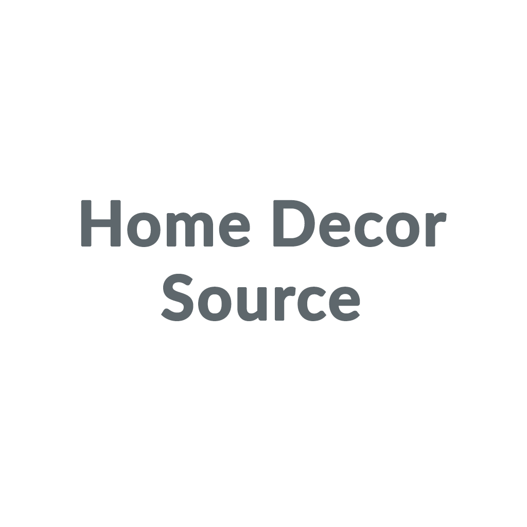 Home Decor Source promo codes