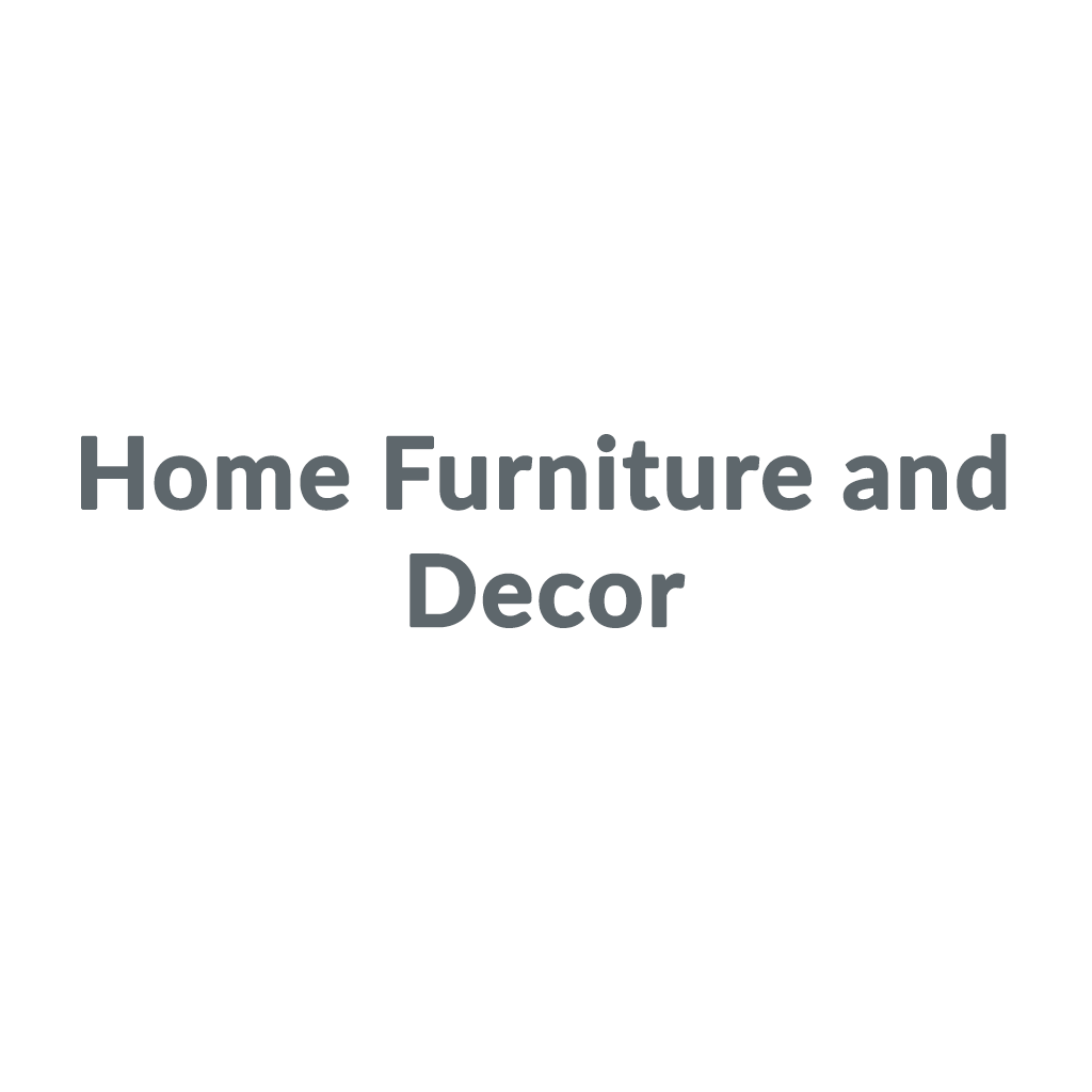 Home Furniture and Decor promo codes