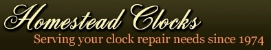 Homestead Clocks promo codes