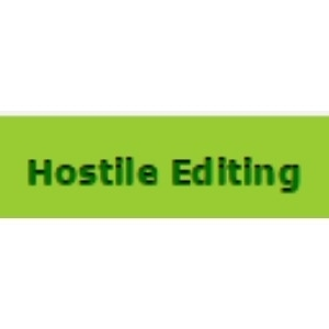 Hostile Editing promo codes