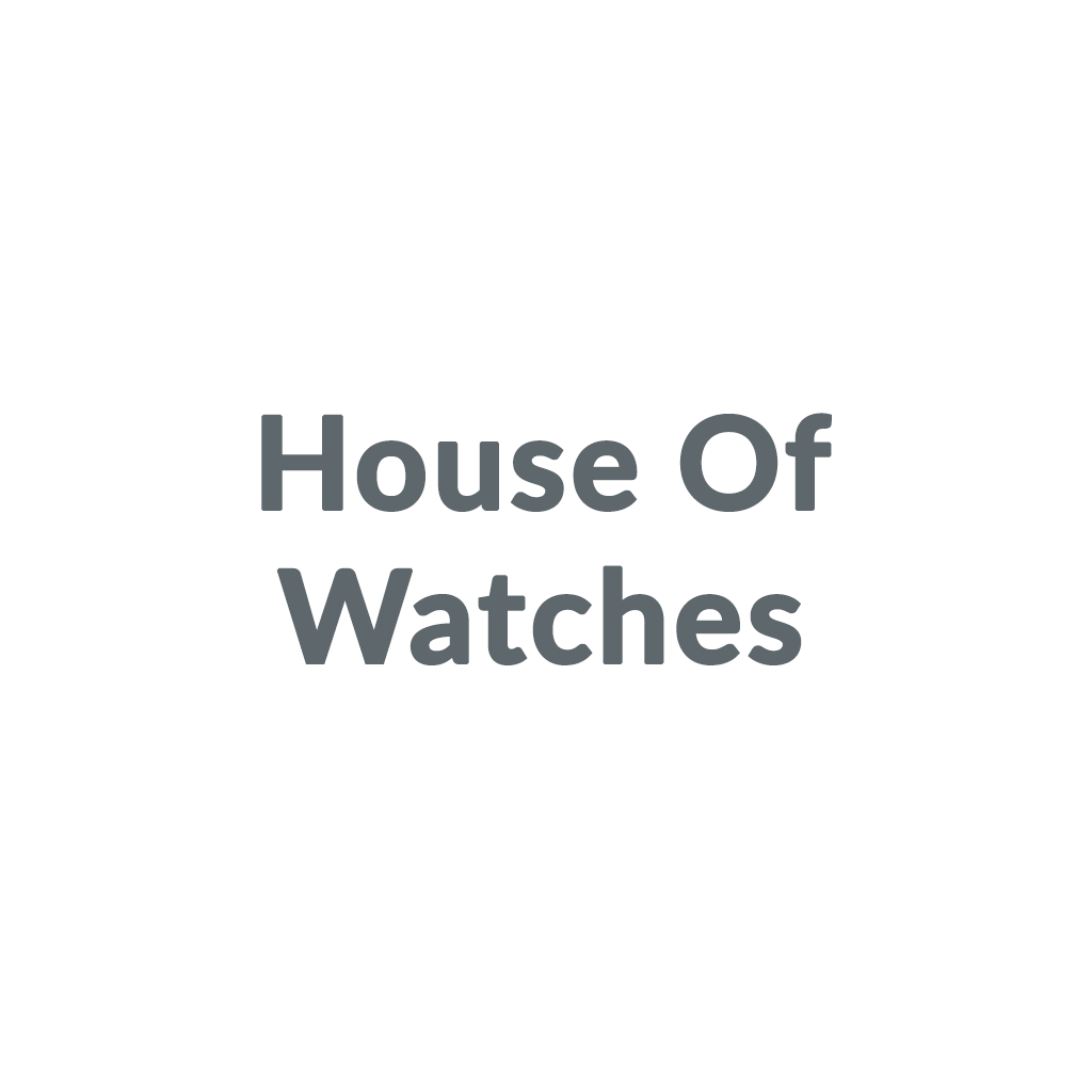 House Of Watches promo codes