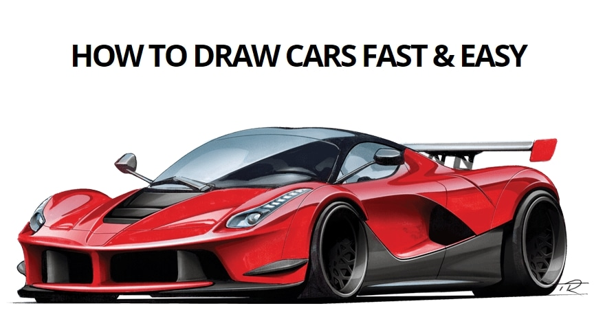 How To Draw Cars Fast & Easy promo codes