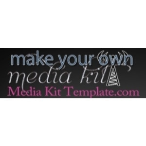 How to Make Your Own Media Kit promo codes