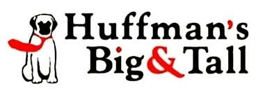 Huffman's Big and Tall promo codes