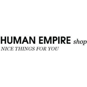Human Empire Shop promo code