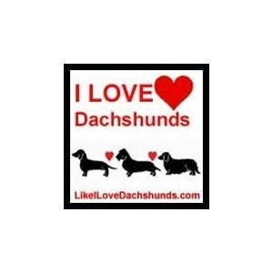 I Love Dachshunds Shop promo codes