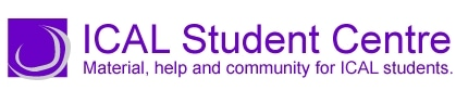 ICAL Student Center promo codes