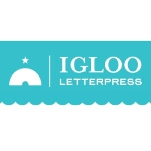 Igloo Letterpress promo codes