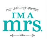 I'm a Mrs. Name Change Service promo codes