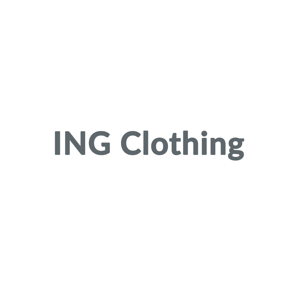 ING Clothing promo codes