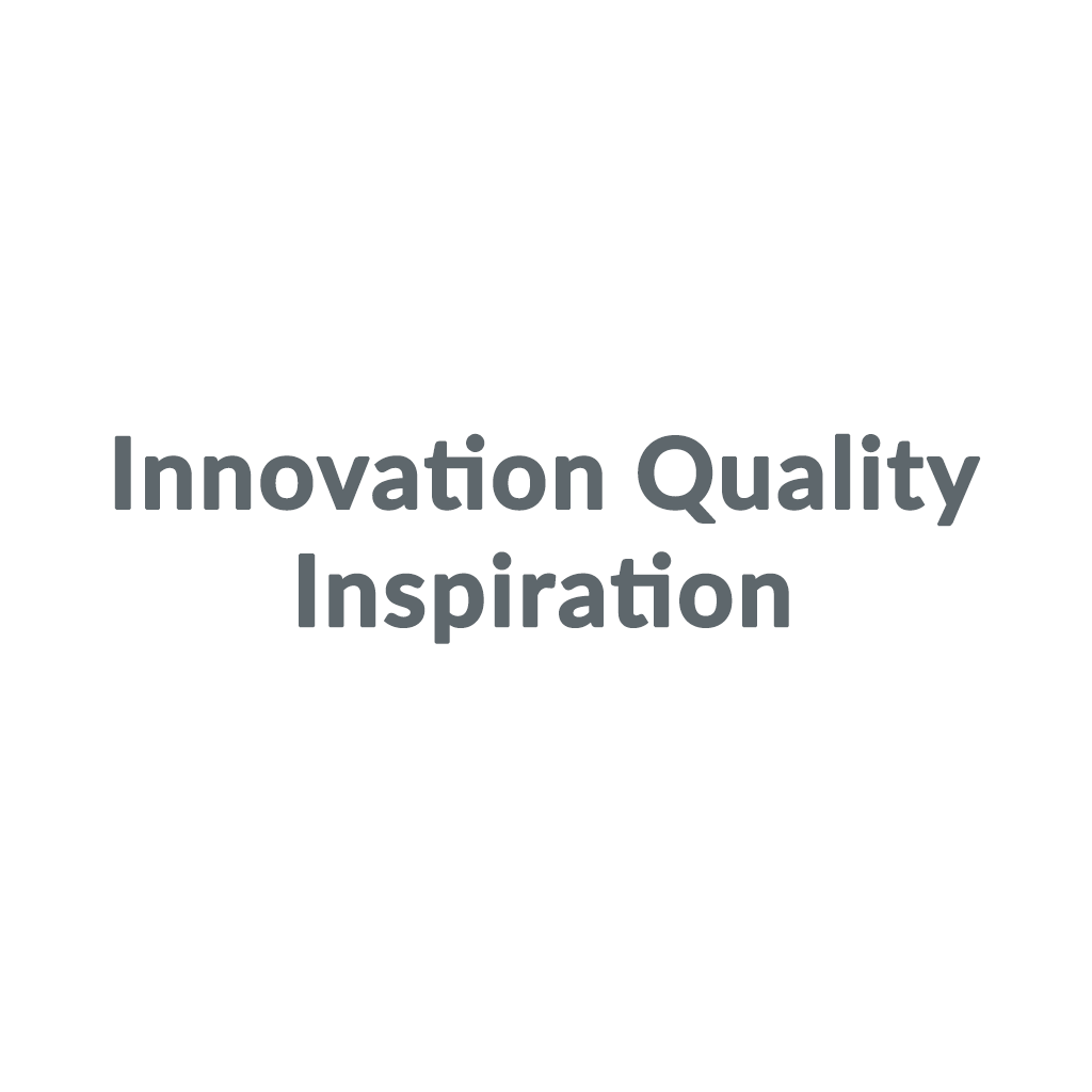 Innovation Quality Inspiration promo codes