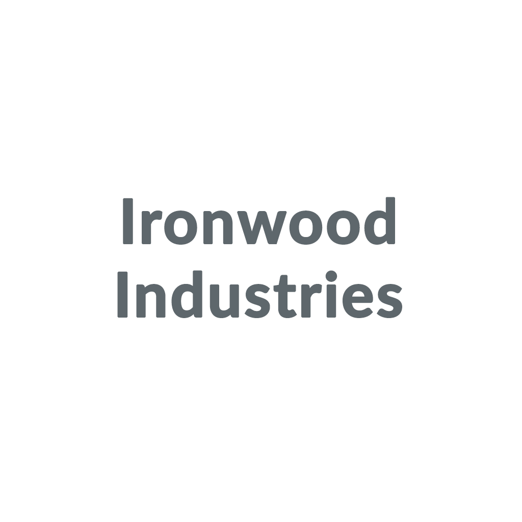 Ironwood Industries promo codes