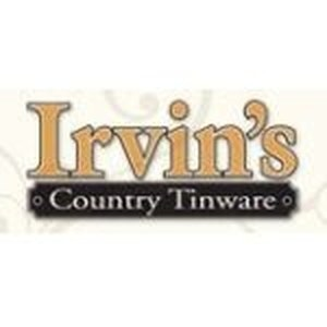 Irvin's Country Tinware coupon codes