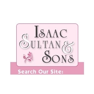 Isaac Sultan & Sons promo codes