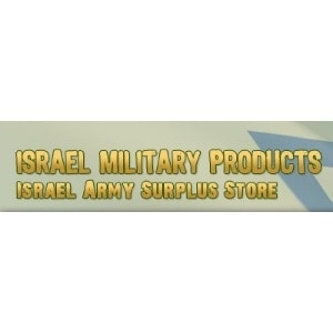 Israel Military Products promo codes