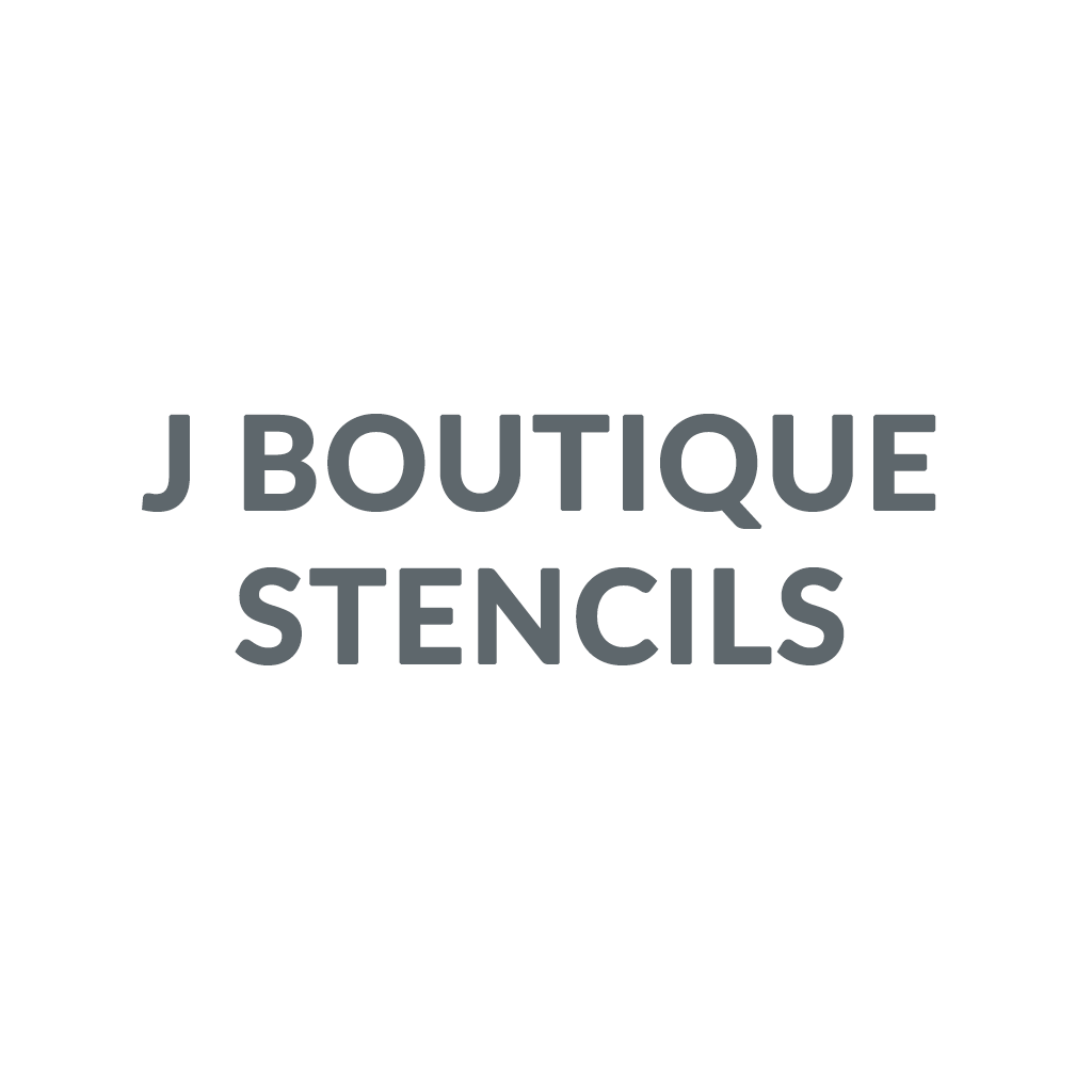 Shop J BOUTIQUE STENCILS