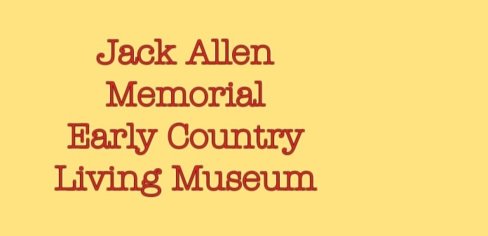 Jack Allen Memorial Early Country Living Museum promo codes