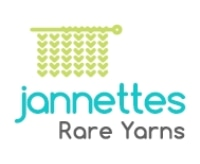 Jannette's Rare Yarns promo codes