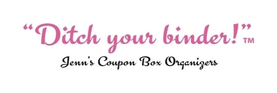 Jenn's Coupon Box Organizers promo codes